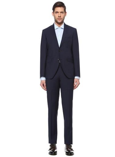 Etro Etro  Yün Takım Elbise 101617886 Lacivert